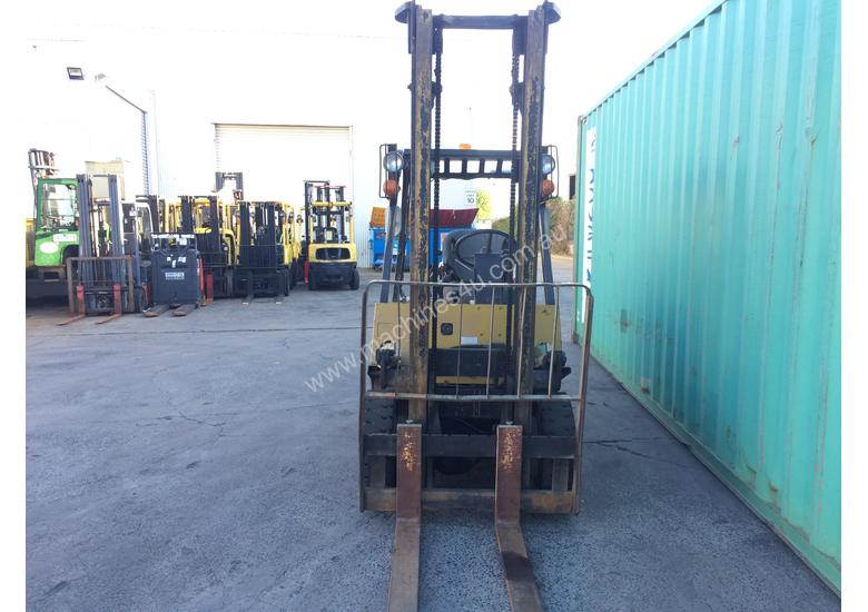 2.5T Counterbalance Forklift