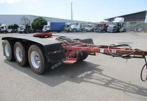 Wagner   Tri Axle Dolly