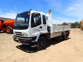 Isuzu FTR900 Tipper  - picture4' - Click to enlarge