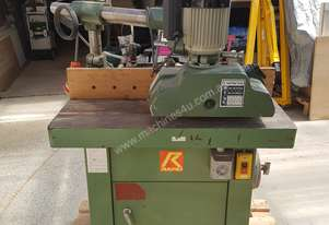 RAPID Spindle moulder