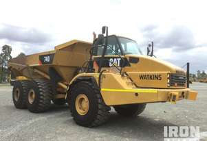2008 Cat 740 Articulated Dump Truck