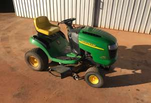 John Deere D110 Standard Ride On Lawn Equipment