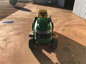 John Deere D110 Standard Ride On Lawn Equipment - picture0' - Click to enlarge