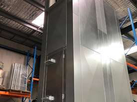 Australian Dust and Fume Control dust extraction unit. ASF1 DXLK. 15kw. Up to 10,000 m3/hr - picture0' - Click to enlarge