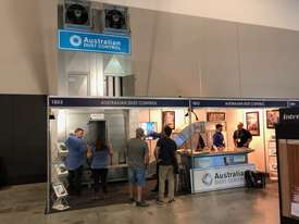 Australian Dust and Fume Control dust extraction unit. ASF1 DXLK. 15kw. Up to 10,000 m3/hr - picture2' - Click to enlarge