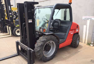 Manitou MH20-4T All Terrain Forklift