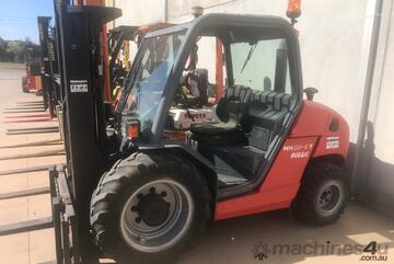 Manitou MH20-4T 4WD All Terrain Forklift