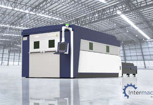 HSG 3015A 3kW Fiber Laser Cutting Machine (IPG source, Alpha Wittenstein gear)