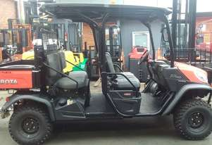 Kubota 4 Seater Utility Vehicle Cart FOR HIRE EVENT HIRE POA