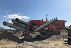 Striker 1112R mobile Impact Crusher