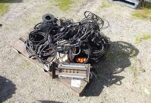 Pallet OF Assorted Wiring