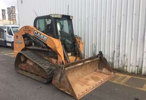 Case Used   Skidsteer TV380