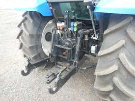 2013 New Holland T5040 4WD Tractor 4 Cyl c/w A/C, 3 Point Linkage, Drawbar (Hour Meter Shows 2,625)  - picture3' - Click to enlarge