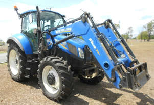 New Holland T5.95 EQ FWA/4WD Tractor
