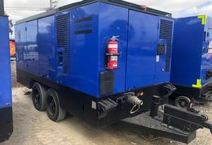 2006 Atlas Copco XASE1600, 1600cfm Diesel Air Compressor. 6 Month Warranty.