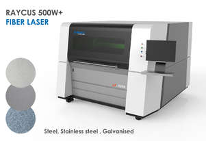 500W+ Precision 1.3x0.9m Metal cutting Fiber Laser - EOFY SALE! Delivery/install included