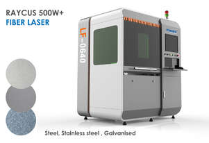 500W+ Precision 600x400mm Metal cutting Fiber Laser - EOFY SALE! Delivery/install included