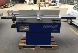 format4 Dual 51 (Industrial Planer/Thicknesser Combination)
