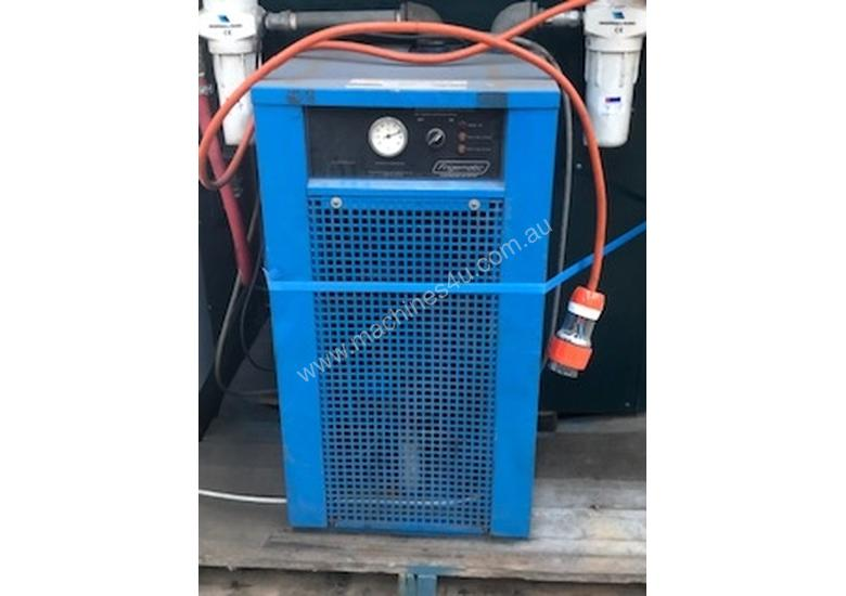 ****SOLD***Air dryer complete with pre and final filters