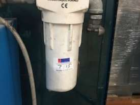 ****SOLD***Air dryer complete with pre and final filters - picture1' - Click to enlarge