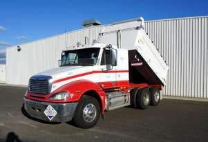 2008 Freightliner Columbia Automatic Steel Tipper