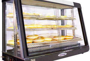 Pie Warmer & Hot Food Display - PW-RT/900/1