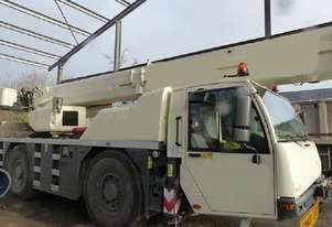 2011 DEMAG AC40L ALL TERRAIN CRANE