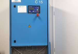 Boge C15 rotary screw air compressor