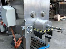 S/Steel Z Arm Mixer with Auger Discharge - picture0' - Click to enlarge