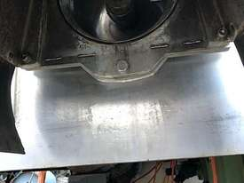 S/Steel Z Arm Mixer with Auger Discharge - picture2' - Click to enlarge