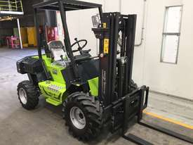 1.2T All-Terrain Forklift - Fully 4 x 4 Capable - picture1' - Click to enlarge