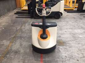 Electric Forklift Walkie Pallet WP Series 2012 - picture1' - Click to enlarge