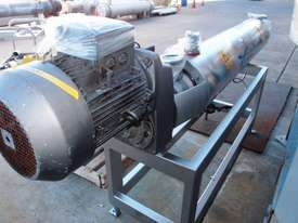 Scrape Surface Heat Exchanger - picture2' - Click to enlarge