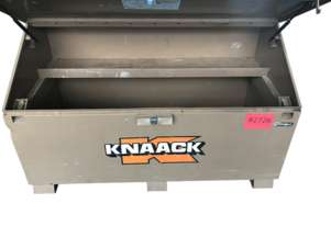 Knaack Toolbox Lockable Storagemaster Tool Chest Model 3068AZ