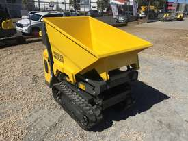 DT08 Diesel Tracked Dumper Wacker Neuson  - NOTHING TO PAY FOR 90 DAYS - picture2' - Click to enlarge