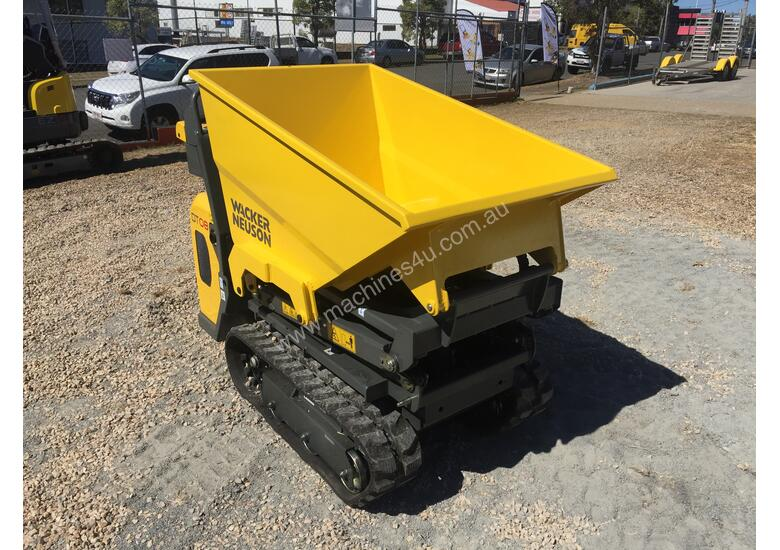 DT08 Diesel Tracked Dumper Wacker Neuson  - NOTHING TO PAY FOR 90 DAYS