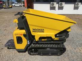 DT08 Diesel Tracked Dumper Wacker Neuson  - NOTHING TO PAY FOR 90 DAYS - picture0' - Click to enlarge