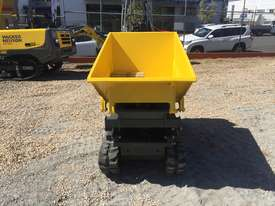 DT08 Diesel Tracked Dumper Wacker Neuson  - NOTHING TO PAY FOR 90 DAYS - picture3' - Click to enlarge