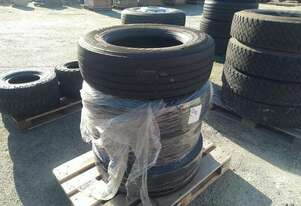 Compasal 4X Used 265/70R19.5 Tyres