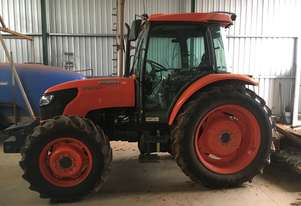 KUBOTA M9540 Dualspeed TRACTOR 610hrs Bought in 2016