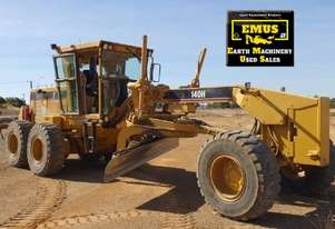 Caterpillar 1999 CAT 140H Grader.  MS555A