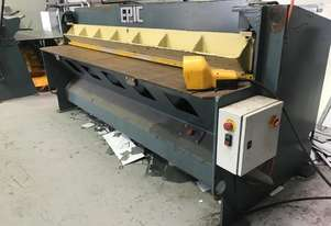 Epic Industries Hydraulic Guillotine