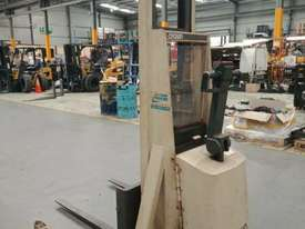 Used Crown 1T Walkie Stacker - picture0' - Click to enlarge