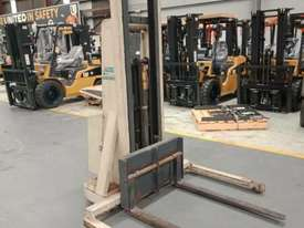 Used Crown 1T Walkie Stacker - picture1' - Click to enlarge
