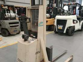 Used Crown 1T Walkie Stacker - picture2' - Click to enlarge