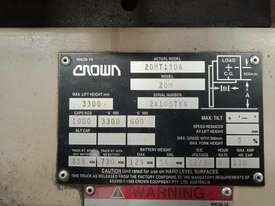 Used Crown 1T Walkie Stacker - picture3' - Click to enlarge