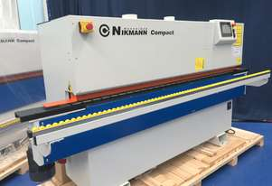 Edgebander NikMann Compact - v.84 with NikMann SAM-6 Dust extractor
