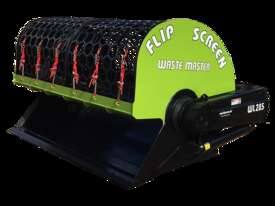 Flipscreen screening bucket WL285 Waste Master - picture2' - Click to enlarge
