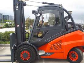 Used Forklift:  H45T Genuine Preowned Linde 4.5t - picture0' - Click to enlarge