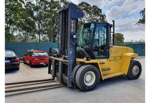 YALE 16T (3.75m Lift) Container Handler Diesel GDP360 Forklift